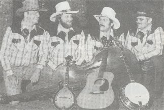 ROCKY MOUNTAIN BLUEGRASS BOYS