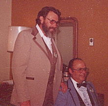 Lewis Kaselitz and Don Ross