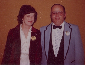 Diane and Don Ross