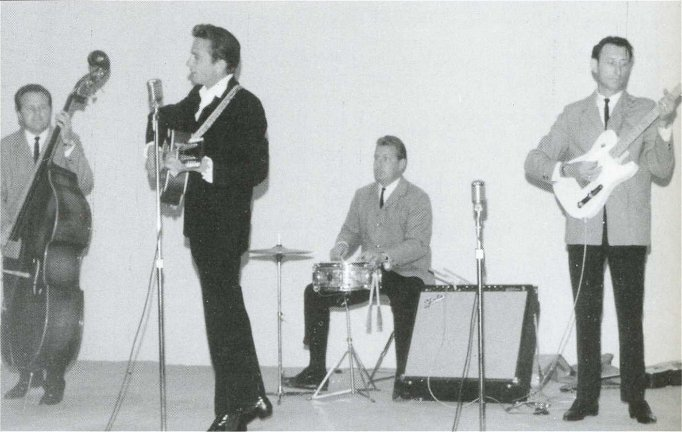 johnny cash band