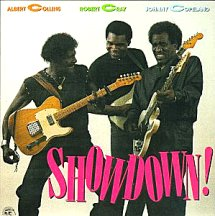 Robert Cray ~ Albert Collins ~ Johnny Copeland: Showdown