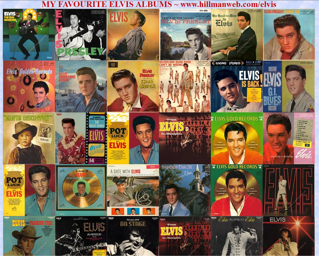 Elvis Life In Photos Posters
