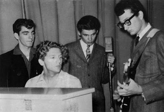Phil Palmer Y Su Agrupación - Pequeña Flor / Jazz Del Ayer