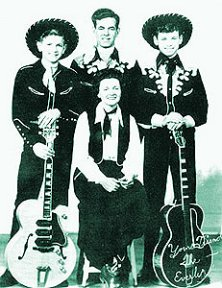 Early and Family: Everly Brothers