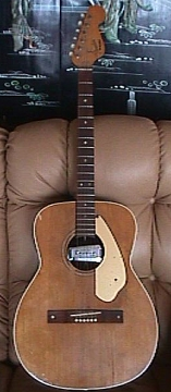Fender Malibu Flat-top Acoustic