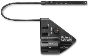 Roland GK-2a Pickup for MIDI Guitars