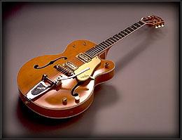 Hillman Guitars 03: Gretsch Nashville