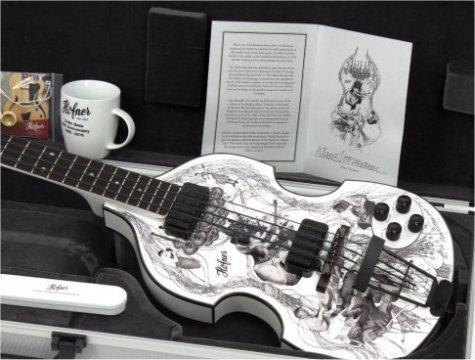 höfner 449 guitar
