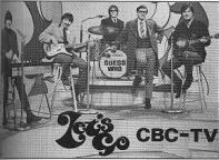 CBC Let's Go Show: Chad Host - Guess Who feature band