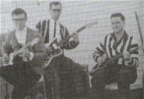 Allan Kowbel, Johnny Glowa and Ralph Lavalley: Early Silvertones