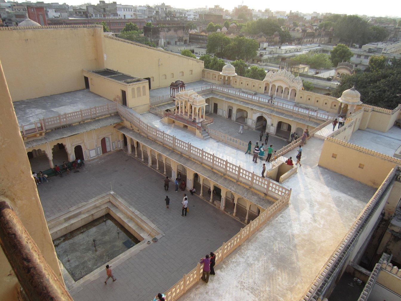 N09 Hawa Mahal The Palace of Winds Jaipur