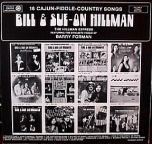 Hillman Album No. 8: 16 Cajun ~ Fiddle ~ Country Songs