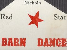 Nichol's Red Star Barn Dance near Virden