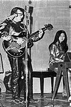 Bill and Sue-On and CC On Stage: 1966