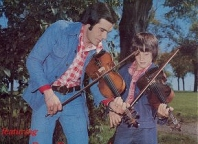 Barry and Kent Forman Fiddle Album