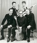 Lost in the '60s: Dovermen: Warren Hannay ~ John Bishop ~ Bill Hillman ~ Delkeith Dubbin with later addition Cyril Stott
