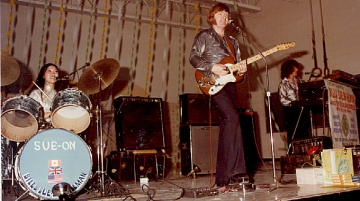 Sue-On ~ Bill ~ Kevin: On Stage 1976