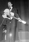 Johnny Cash: Late '50s