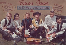 Russ Gurr and the Western Union: The Federal Grain Train Show