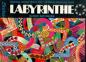 Official Expo '67 Labyrinth record album featuring Russ' Threshermen's Ball