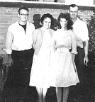 Hillman Family: Bill ~ Louise ~ Bonnie ~ Jerry