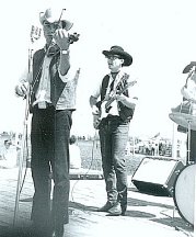 Country Gentlemen on Stage: Barry and Bill