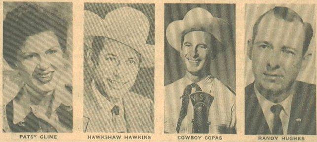 Hawkshaw Hawkins - Are You Happy? / She Was Here