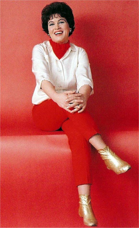 Portraits II Colour - Patsy Cline