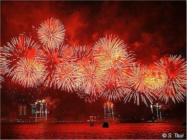 hong kong celebrations