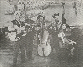 Mel Carver, Gordie Carnahan, Gunter Zabel, Russ Gurr, Betty Carnahan