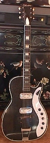 Silvertone front