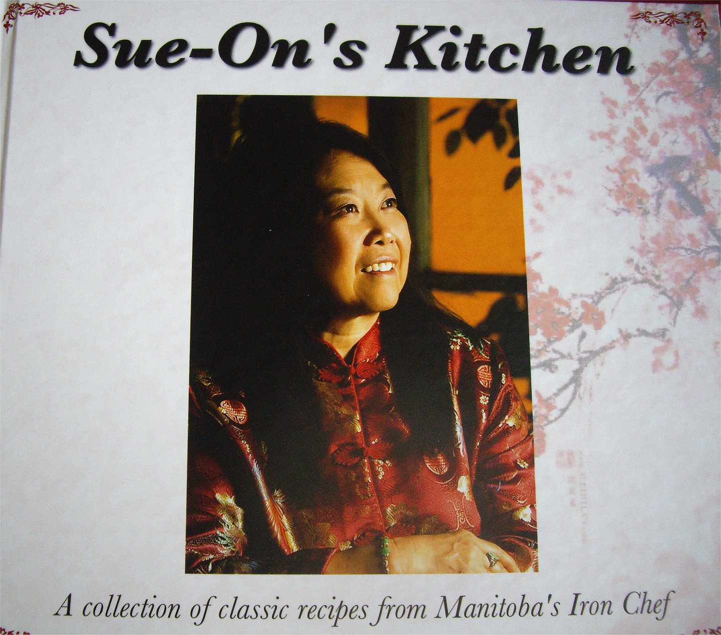 Welcome to Sue-On's Kitchen