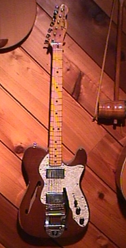 Fender Thinline Telecaster