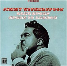 Jimmie Witherspoon: In London