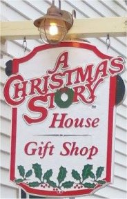 visit the christmas story house cleveland ohio part v the gift shop