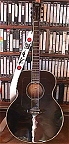 Yamaha Jumbo Acoustic / Electric