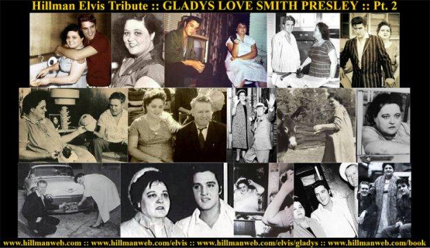 Gladys Presley Tribute